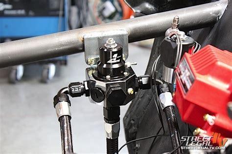 Fuel Pressure Regulator Plumbing by Efi Fuel Rails Plumbing Efi Free Engine Image For User