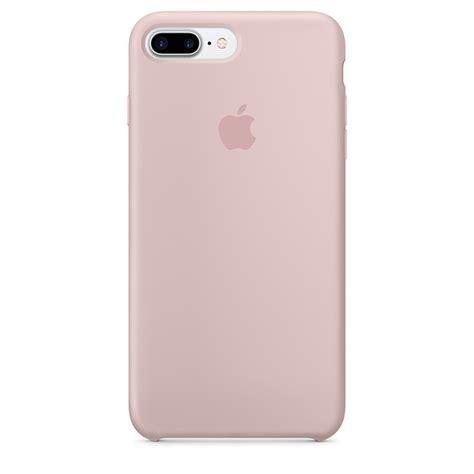 iphone 7 plus cases iphone 7 plus silicone pink sand apple