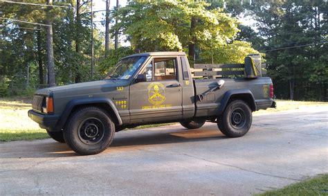 1988 jeep comanche pioneer zombie 1988 jeep comanche pioneer photo gallery autoblog