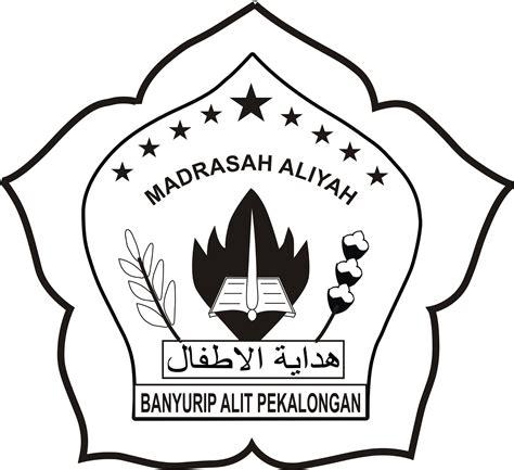 logo hitam putih ma hidayatul athfal