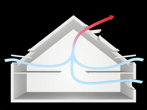 ventilazione naturale effetto camino ventilazione naturale e barra di ventilazione mansarda it