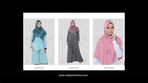 Katalog Rabbani 2016 katalog jilbab rabbani terbaru 2016 kerudung gamis dan kemko