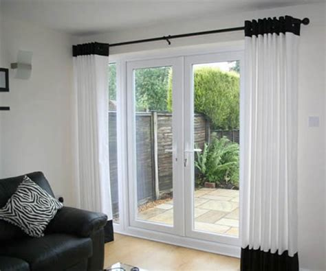 ideas for curtains for patio doors french door curtain ideas for your home
