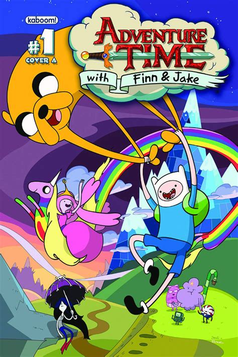 a lifetime of adventures books read four pages of adventure time 1 two days early