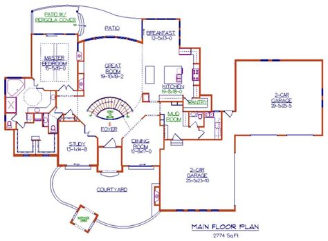 fancy house plans luxury homeplans house plans design cerreta