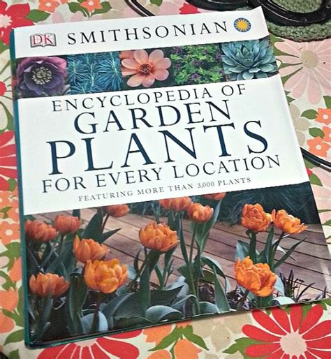 Encyclopedia Of Garden Plants And Flowers The Holidays Are For Reading The More The Merrier