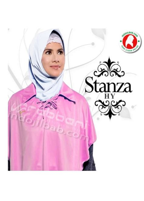 Jilbab Rabbani Hybrid Hy Jual Rabbani Stanza Hy Mix Putih Pink Harga Dan Review