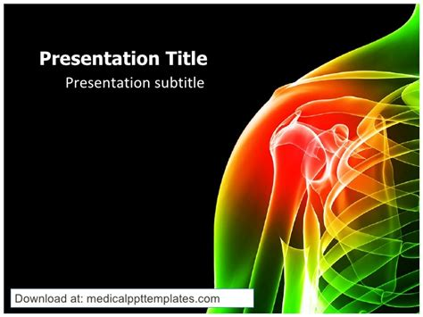 Lupus Powerpoint Templates Sle Powerpoint Presentation Template