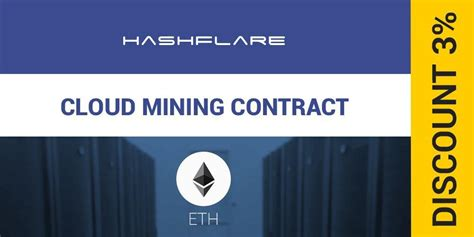 Hashflare Offers Top Notch Cloud by Hashflare Offers Cheapest Ethereum Cloud Mining On The