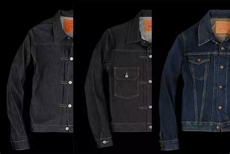 Jaket Levis Ariel 1 how to date and value vintage levi s type i ii and iii denim jackets