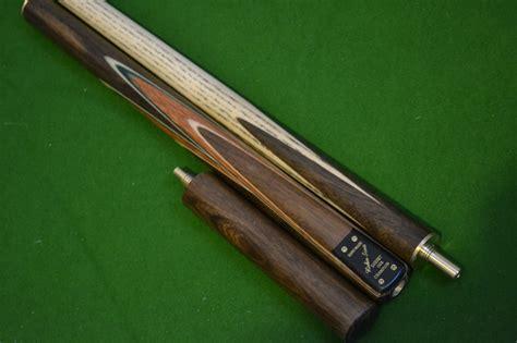 Snooker Cues Handmade - 57 quot handmade spliced snooker cue woods
