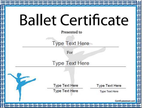stron biz dance certificate templates