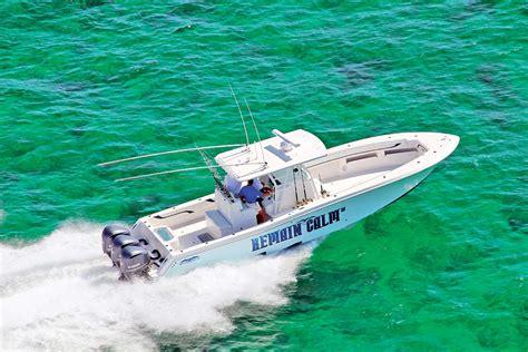 invincible boats 36 invincible 36 open fisherman sport fishing magazine