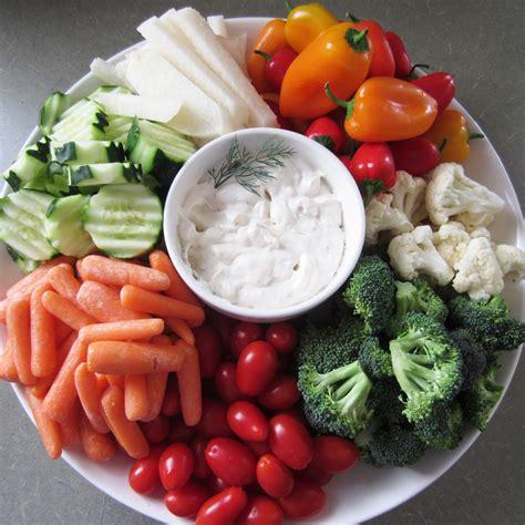 vegetables dip dairy free vegetable dip