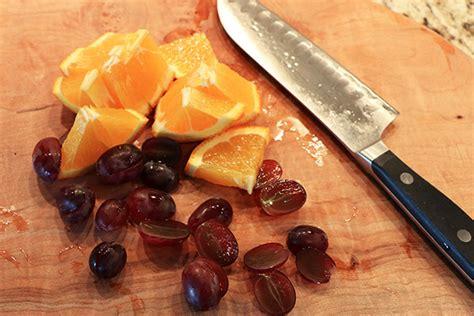Grapes Detox Water by Grape Orange Infused Water Infused Waters