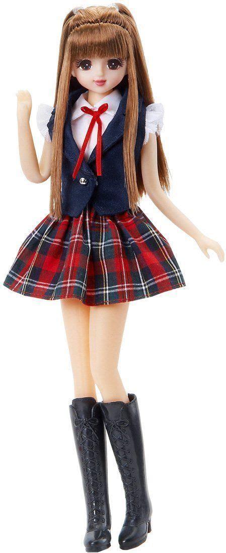 Boneka Kancil By Sion Toys licca doll tokyo fashion akihabara coordinates