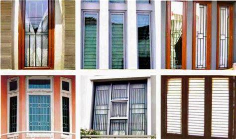 gambar model desain jendela rumah minimalis rumah