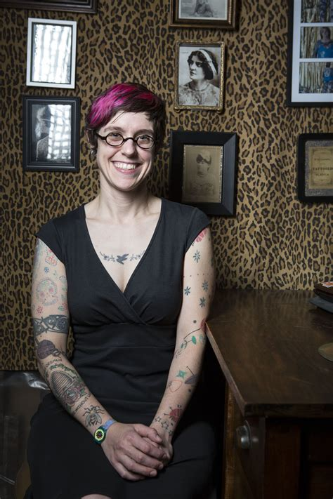 tattoo lady why not a history of and tattoos the