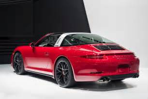 Porsche 911 4 Gts Porsche 911 Targa 4 Gts World Premiere At 2015 Naias