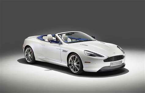 aston martin db9 volante q by aston martin db9 volante in morning gtspirit