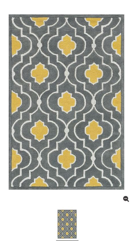 Yellow And Gray Bathroom Rug Grey And Yellow Bathroom Rugs Gray And Yellow Rug Future Home Pinterest