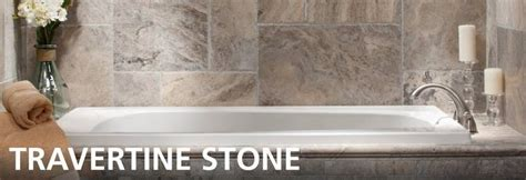 travertine stone floor decor