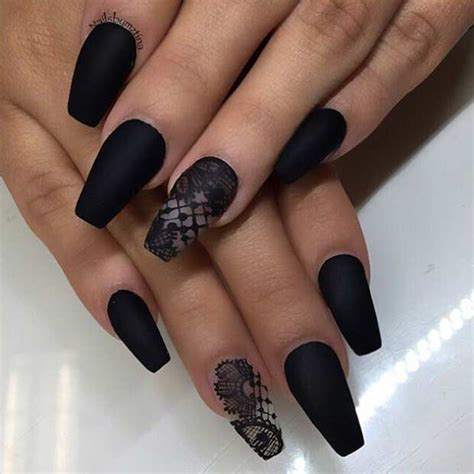 Nail Style Ideas by 31 Trendy Nail Ideas For Coffin Nails Stayglam