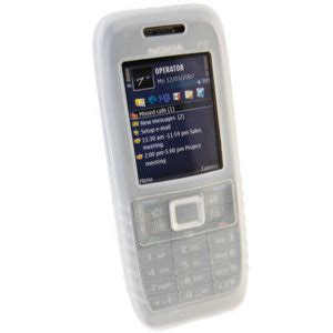 Casing Nokia E51 Set Original silicone nokia e51