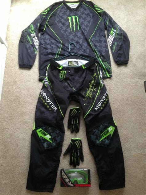 monster energy motocross goggles buy o neal oneal monster energy mayhem pants jersey