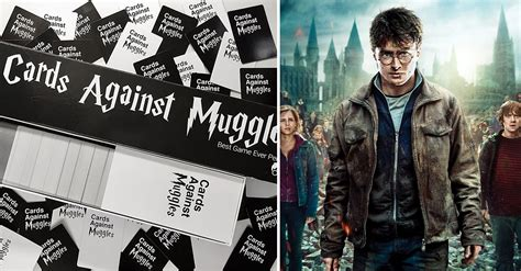 harry potter cards  humanity set   totally nsfw  hook