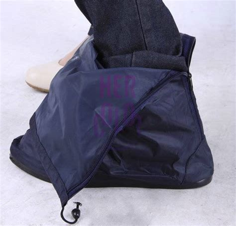 motorcycle waterproof cycling boot shoe covers