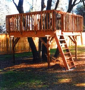 Treehouse Designs For Kids - 30 tree perch and lookout deck ideas adding fun diy structures to backyard designs