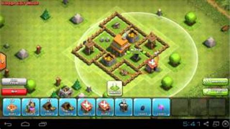 layout of coc th4 coc th4 base design trophy