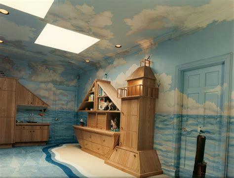 Kinderzimmer Gestalten Meer by Wandbemalung Im Kinderzimmer 35 Verspielte Interieurideen