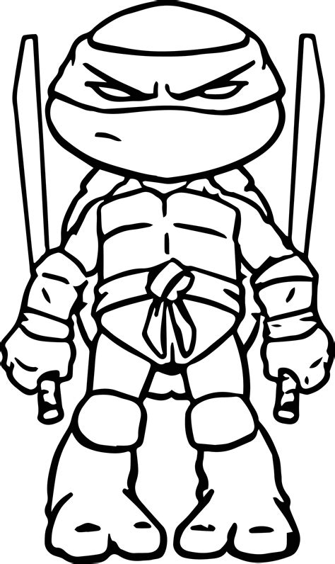 ninja turtle coloring pages birthday ninja turtles art coloring page tmnt party pinterest