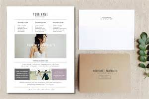 Information Guide Template by Modern Photography Price List Template Deals Infoparrot