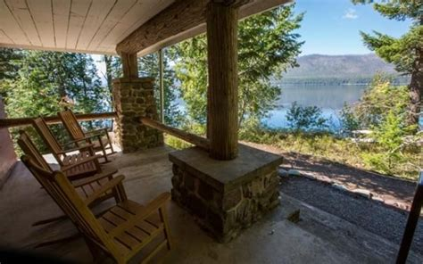 House With Porch pin by linda hamilton on glacier national park pinterest
