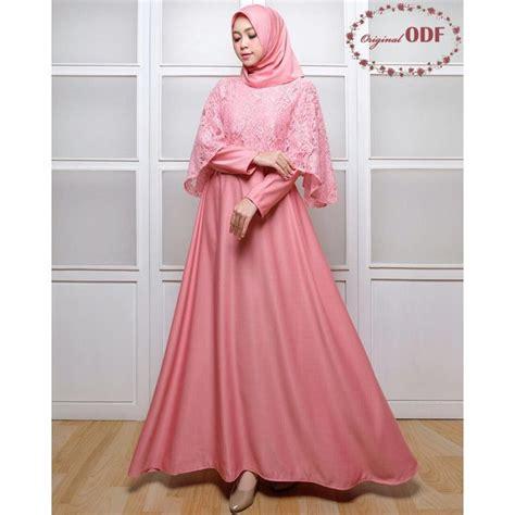 New Maxi Aidah Baju Muslim Wanita Kekinian Gamis Modern baju gamis pesta ukuran l newdirections us
