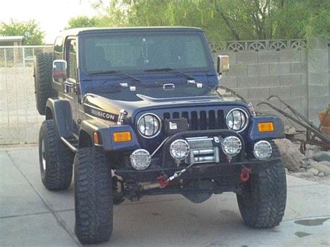 2004 Jeep Rubicon Mpg Purchase Used 2004 Jeep Wrangler Rubicon Sport Utility 2