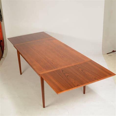 Large Modern Dining Tables Large Modern Teak Dining Table By L F Mobler For Sale At 1stdibs
