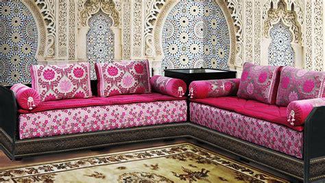 salon marocain canapé magasin de salon marocain 224 toulouse d 233 cor salon marocain