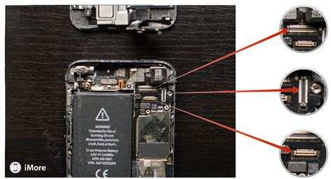 Baut Mur Set For Repair Iphone 5 5s 39pcs Limited how to fix a broken home button on your iphone 5 imore