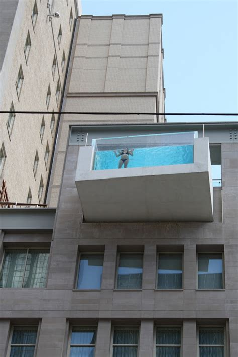 4 incredible hanging hotel pools amusing planet