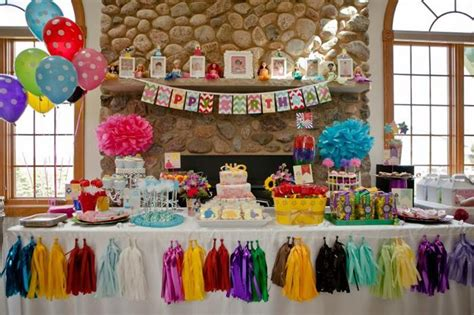 Pirate Themed Home Decor by Kara S Party Ideas Disney Princess Birthday Party Planning
