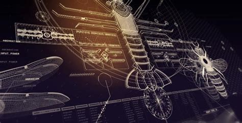 26 cool after effects templates for technology background