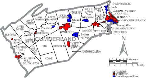 file map of pennsylvania highlighting cumberland county file map of cumberland county pennsylvania with municipal