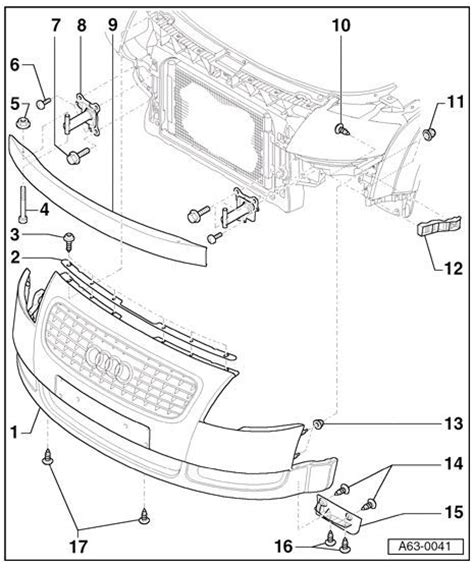 audi tt parts diagram how to remove the headlights of an audi tt mk1 audi tt