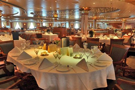 Provence Dining Room by Coral Princess Photo Gallery Priceline Cruises