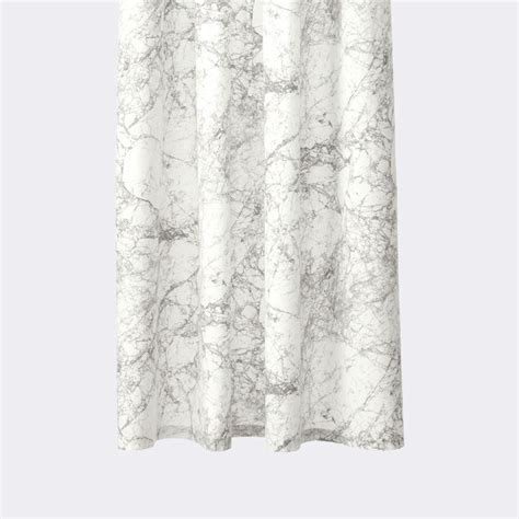 Marble Shower Curtain by 15 Shower Curtains For A Grown Up Bathroom