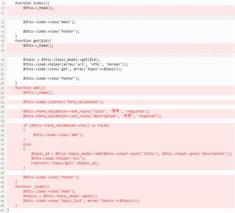 codeigniter modules tutorial library form validation codeigniter